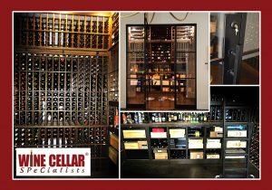 Preston Hollow Wine Room with Custom Wood Racks.jpg