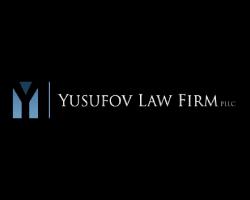 Yusufov Law Firm Logo 250 x 200