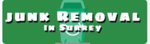 Junk removal in Surrey logo