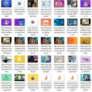 All top digital  courses 2
