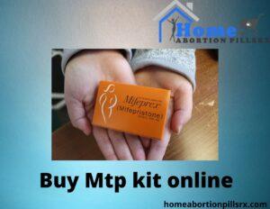 Buy Mtp kit online (home)