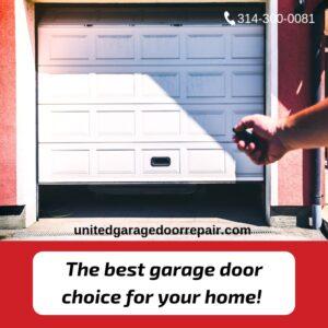 Garage Door Maintenance St Louis MO