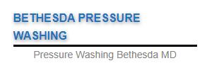 Bethesda Pressure Washing Logo
