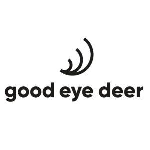 Good Eye Deer – Logo