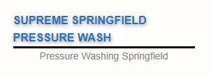 Supreme Springfield Pressure Wash